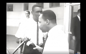 RARE: The time Dr. King went to St. Augustine, FL in 1964 (someone actually threw acid in a pool)…