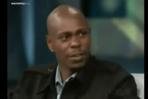 Dave Chappelle Black men