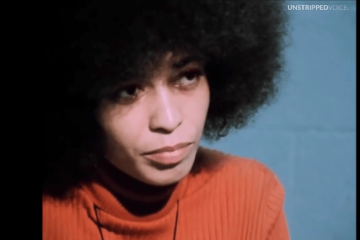Angela Davis revolution
