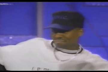 Martin on Arsenio 1993
