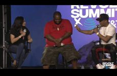 Killer Mike Revolt Summit