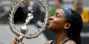 #BlackGirlMagic: 15-year-old CoCo Gauff because the youngest person to win a major tennis event since 1991…