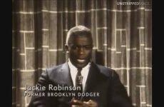 Jackie Robinson criticizes Muhammad Ali