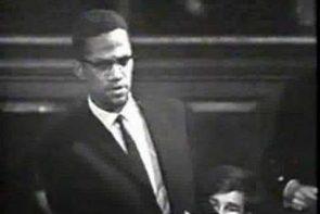 Malcolm X Oxford
