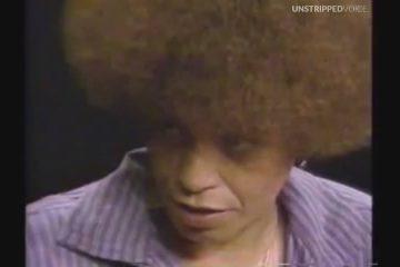 Angela Davis debates 1984