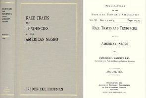 Race Traits and Tendencies of the American Negro
