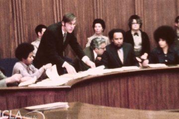 Angela Davis Murder Trial
