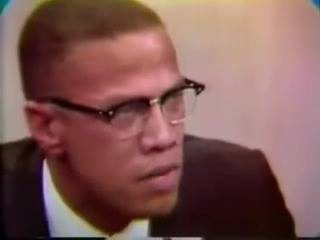 Malcolm X what it your name