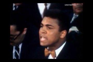Muhammad Ali real fight vietnam