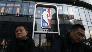 The NBA has decided to remain silent for the rest of their China trip…