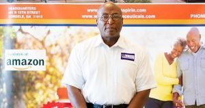 Black-owned pharmaceutical company takes charge to close the Black Health disparities gap…
