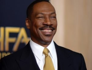Eddie Murphy said a 2015 Barack Obama question inspired him to go back into comedy…