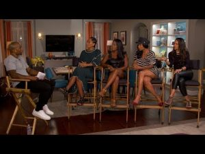 VIDEO: Cast of 'Girlfriends' set the record straight on why the show ended (check the 22:00 mark)…