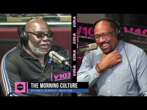 """T.D. Jakes says that many powerful Black people are 'privately' having conversations to """"face some of the community's problems collectively""""…"""