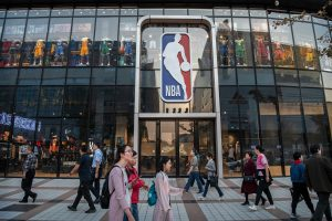 Houston Rockets merch has been BANNED in China…