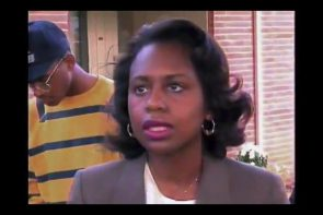Anita Hill after Clarence Thomas