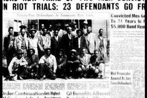 Columbia TN race riot 1946