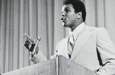 Muhammad Ali 1975 Harvard speech