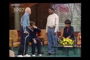 Confederate Man Black Oprah