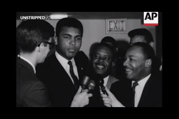 Ali and MLK 1967