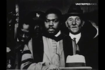 Marcus Garvey FBI