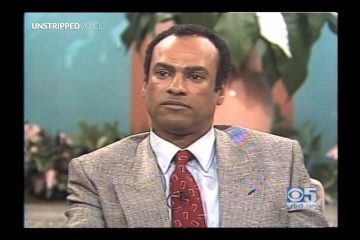 Huey Newton 1988