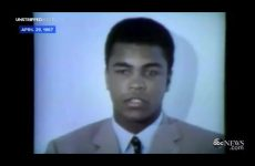 Muhammad Ali refuses draft 1967