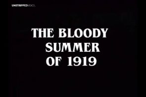Bloody Summer of 1919