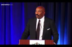 Donald Trump Steve Harvey