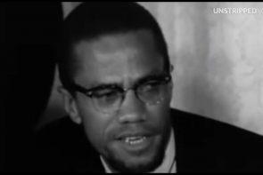 Malcolm X mecca