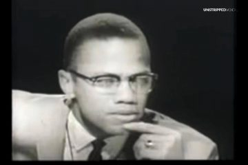 Malcolm X right racial solution
