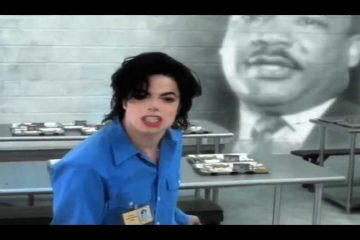 Michael Jackson care about us real version