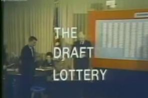 207 Draft Lottery Vietnam 1967