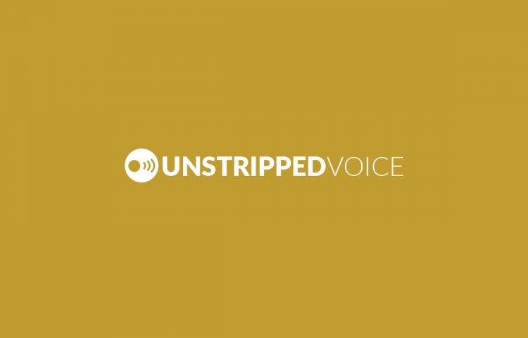 Unstripped Voice Gold Social