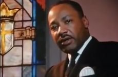 dr king i have a dream nightmare