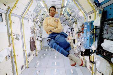 236 Dr Mae Jemison Black Woman Space